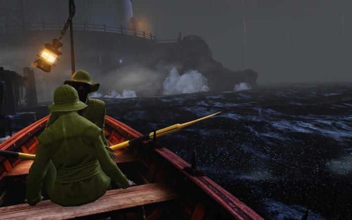BioShock Infinite opening lighthouse
