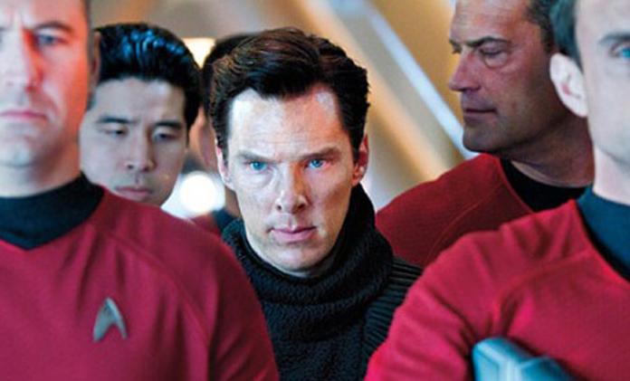Star Trek Into Darkness Harrison captured