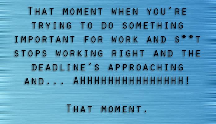 that moment v1