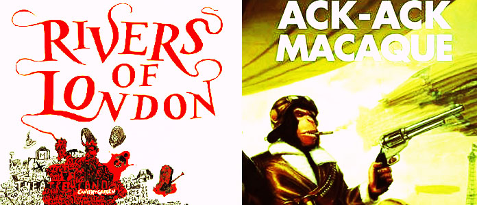 Rivers of London Ack-Ack Macaque img 1