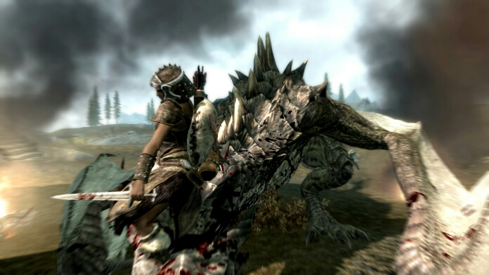 Currently Playing Skyrim Its Modtastic on Latest Writing A Eulogy